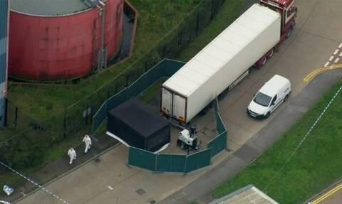Βρετανία: Σοκάρουν τα νέα στοιχεία για το «φορτηγό του θανάτου» - Πού στρέφονται οι έρευνες (pics)