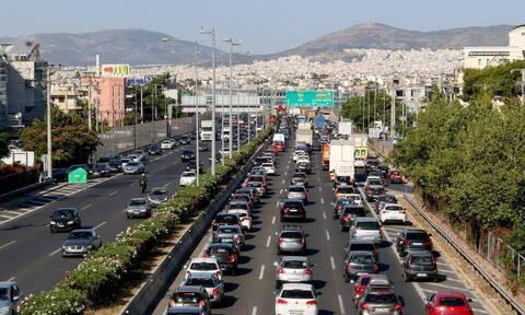 В Греции период оплаты налогов на автотранспорт начнется с 15 ноября