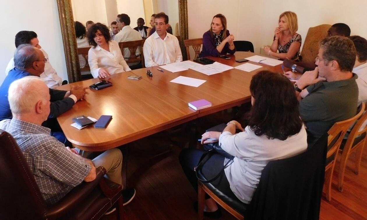 Δήμος Πειραιά: Πρώτη συνεδρίαση του συμβουλίου ένταξης μεταναστών και προσφύγων