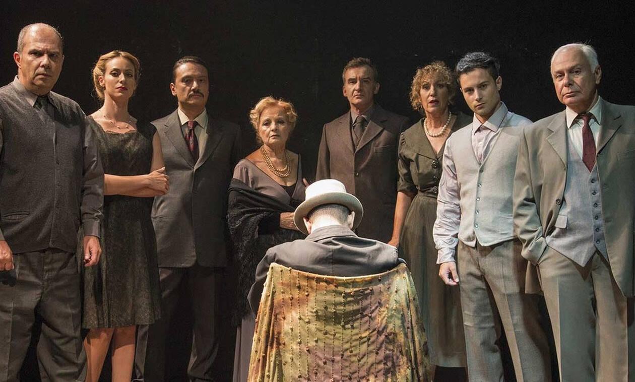 Θέατρο ELIART:  «Ο απρόσκλητος επισκέπτης» σε σκηνοθεσία Γιώργου Φρατζεσκάκη
