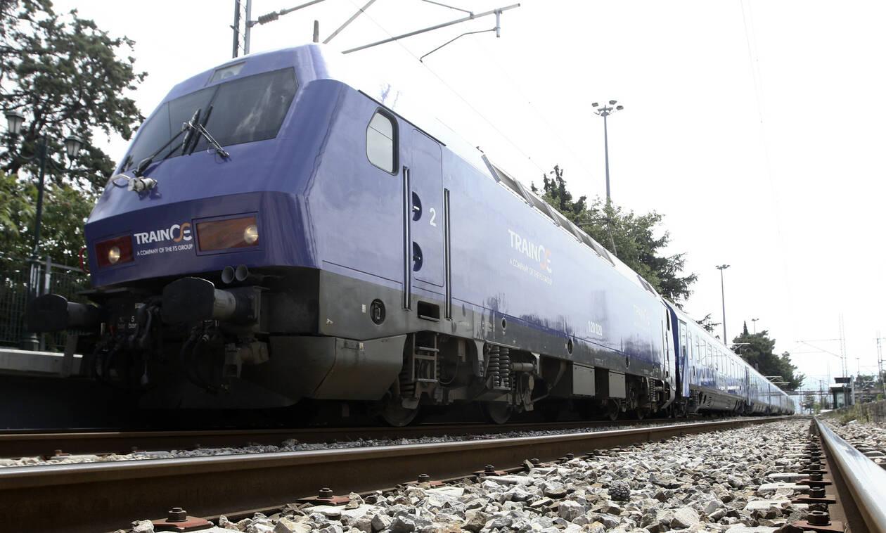 ΤΡΑΙΝΟΣΕ: Τα δρομολόγια express της γραμμής Αθήνα - Θεσσαλονίκη