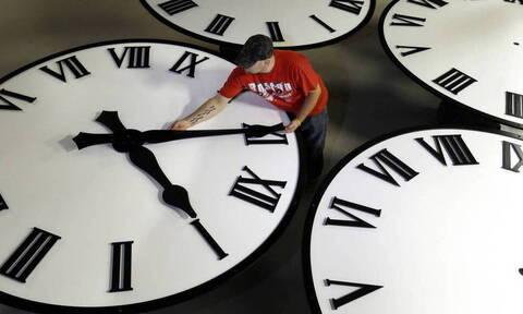 Αλλαγή ώρας 2019: Πότε αλλάζει η ώρα