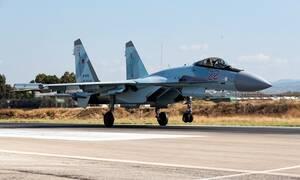 Άγκυρα και Μόσχα κοντά στην σύναψη συμφωνίας για την πώληση 36 μαχητικών Su-35