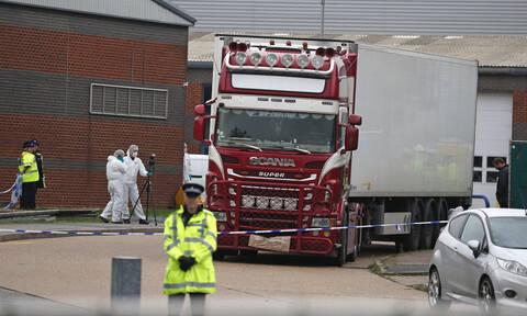 Έσεξ: Τέταρτη σύλληψη για το «φορτηγό του θανάτου» με τα 39 πτώματα