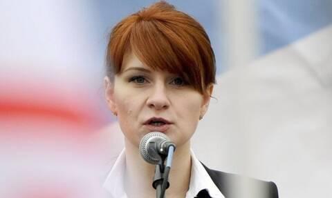 Μαρία Μπούτινα: Αποφυλακίστηκε η Ρωσίδα που κατηγορήθηκε για κατασκοπεία