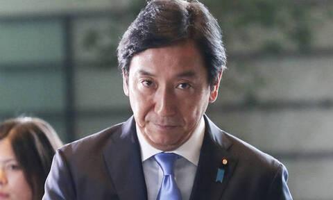 Ιαπωνία: Υπουργός παραιτήθηκε για τον... πιο παράξενο λόγο