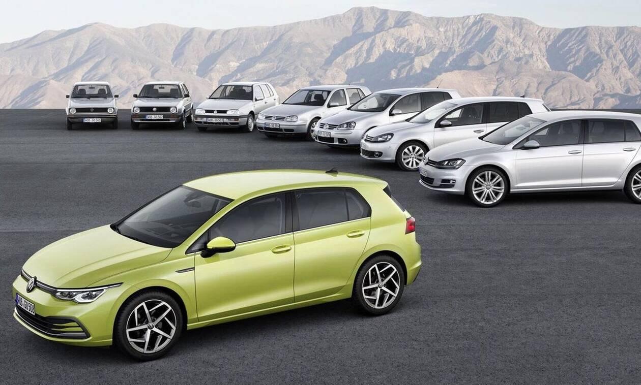 Νέο VW Golf: Αυτό είναι και ανεβάζει τα όρια της κατηγορίας