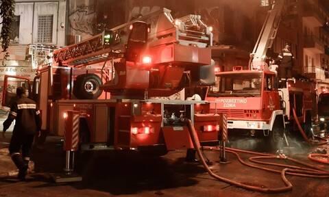 Αναστάτωση από φωτιά σε κλαμπ στο κέντρο της Αθήνας: Τέσσερις άνθρωποι μεταφέρθηκαν στο νοσοκομείο