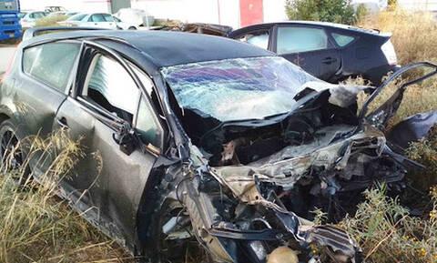 Τραγωδία στην Αργολίδα: Δύο νεκροί σε φρικτό τροχαίο - Συγκλονίζουν οι εικόνες
