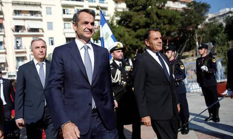 Μητσοτάκης: Με σχέδιο πορευόμαστε σε ένα μέλλον καλύτερο για τους Έλληνες