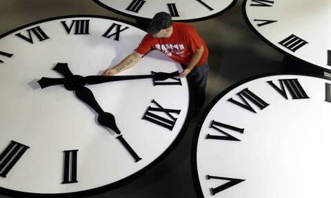 Αλλαγή ώρας 2019: Βάλτε τα ρολόγια μία ώρα πίσω