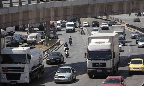 28η Οκτωβρίου: Απαγόρευση της κυκλοφορίας φορτηγών στις εθνικές οδούς