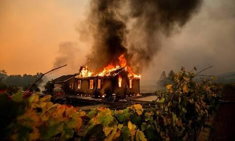 Πυρκαγιές Καλιφόρνια: Προληπτικές διακοπές ρεύματος σε 850.000 νοικοκυριά-Εικόνες καταστροφής (pics)