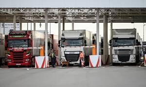 Συναγερμός: Βρέθηκαν άλλα δύο φορτηγά γεμάτα με μετανάστες