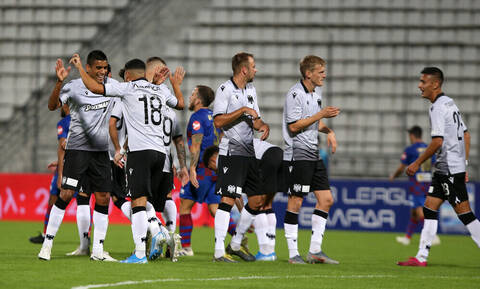 Βόλος-ΠΑΟΚ 0-2: Έδωσαν το «διπλό» οι Δημήτρηδες (photos)