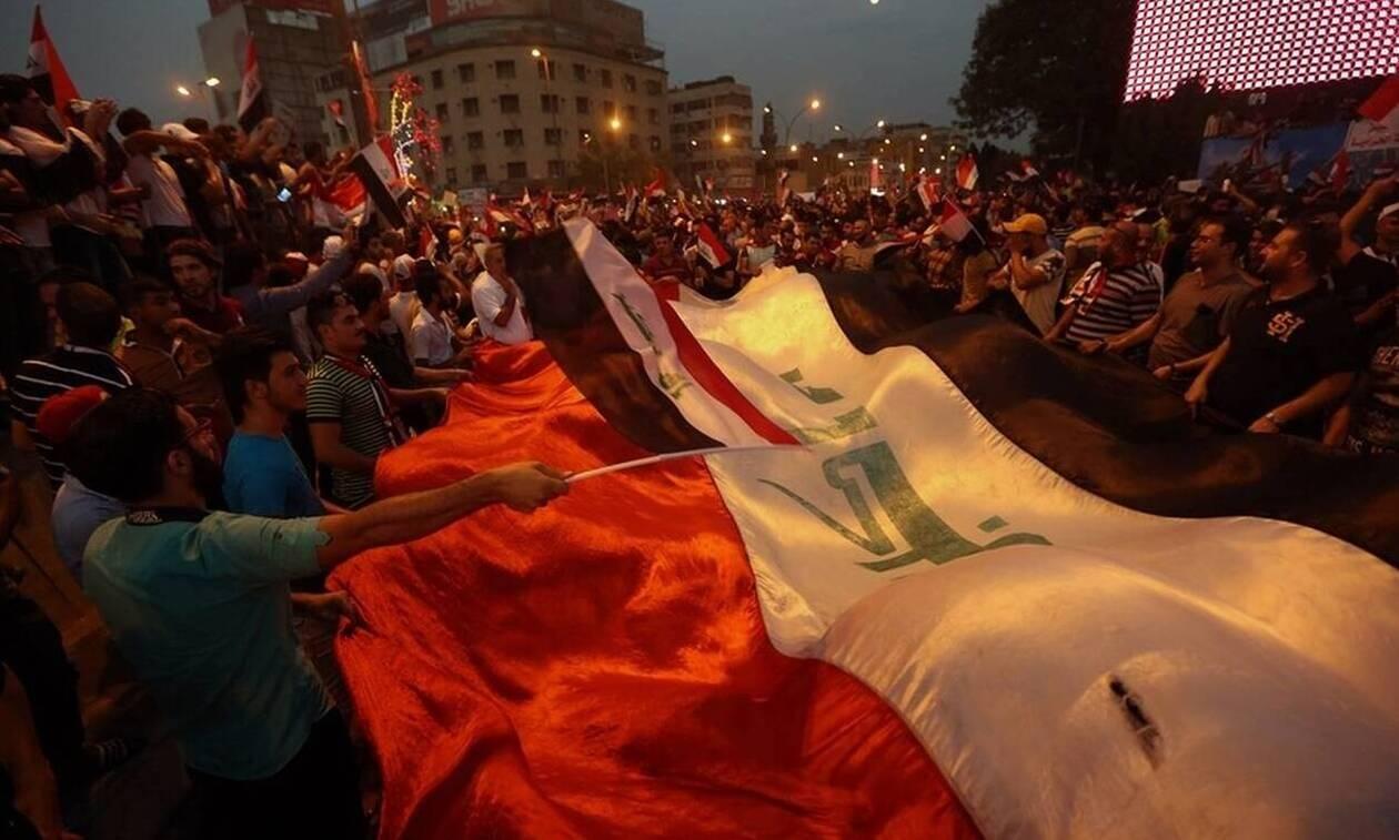 Ιράκ: Τουλάχιστον 63 άνθρωποι έχουν χάσει τη ζωή τους σε 48 ώρες στις αντικυβερνητικές διαδηλώσεις