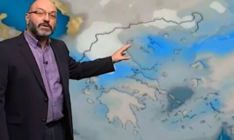 Καιρός: Σπάνιο φαινόμενο! Η προειδοποίηση Αρναούτογλου για το φετινό χειμώνα... (Photo)