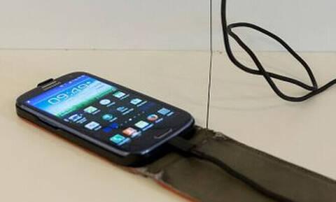 Έτσι θα φορτίσεις το κινητό σου μέσα σε λίγα λεπτά