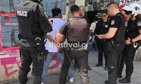 Θεσσαλονίκη: Αιματηρό επεισόδιο μεταξύ αλλοδαπών