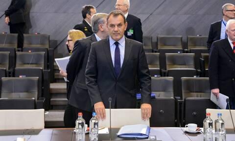 Βγήκε από το νοσοκομείο ο ΥΠΕΘΑ Νίκος Παναγιωτόπουλος