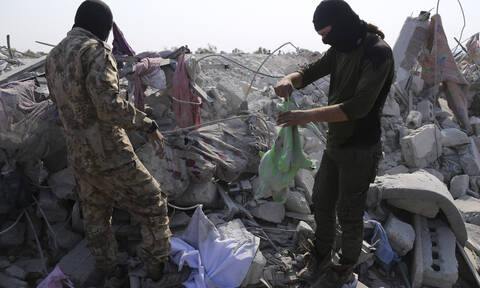 Βίντεο - ντοκουμέντο: Εδώ σκοτώθηκε ο αρχηγός του Ισλαμικού Κράτους