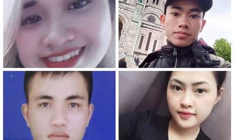 Έσεξ: Τα πρόσωπα της τραγωδίας - Νέα παιδιά με όνειρα πάγωσαν μέχρι θανάτου στο «φορτηγό φέρετρο»