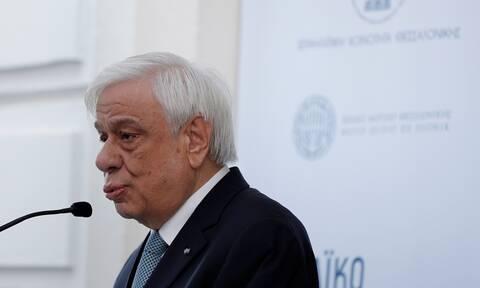 Δύο εκθέσεις στο Τελλόγλειο Ίδρυμα Τεχνών εγκαινίασε ο Πρόεδρος της Δημοκρατίας