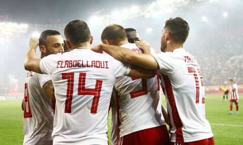 Ολυμπιακός – ΑΕΚ 2-0: Τα γκολ και τα highlights του ντέρμπι!