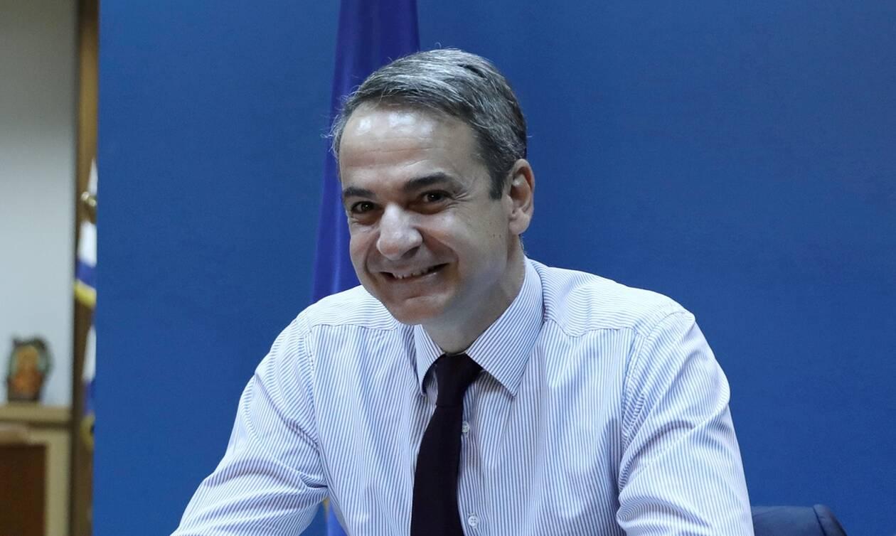 28η Οκτωβρίου: Στην Κρήτη ο Μητσοτάκης