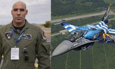 Ανατριχίλα: Το συγκλονιστικό μήνυμα του πιλότου του F-16 στους Έλληνες στη στρατιωτική παρέλαση