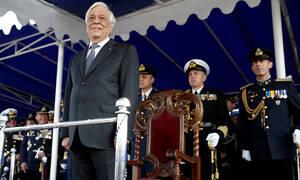 28η Οκτωβρίου: Αυστηρό μήνυμα Παυλόπουλου στην Άγκυρα - «Η αυθαιρεσία της Τουρκίας δεν θα περάσει»