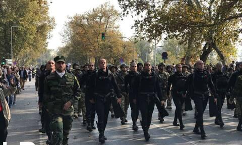 28η Οκτωβρίου: Ξεσήκωσαν το πλήθος οι ΟΥΚάδες (vid)