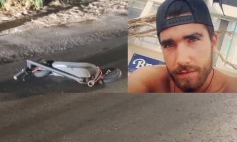 Πέθανε ο Χρήστος Κόλλιας - Όχημα είχε παρασύρει το ηλεκτρικό πατίνι που οδηγούσε