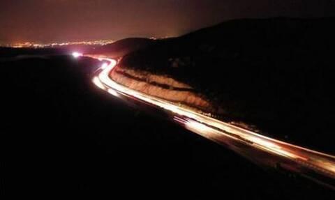 Κίνηση Αθηνών - Λαμίας : Απίστευτο video από drone - Ουρές χιλιομέτρων