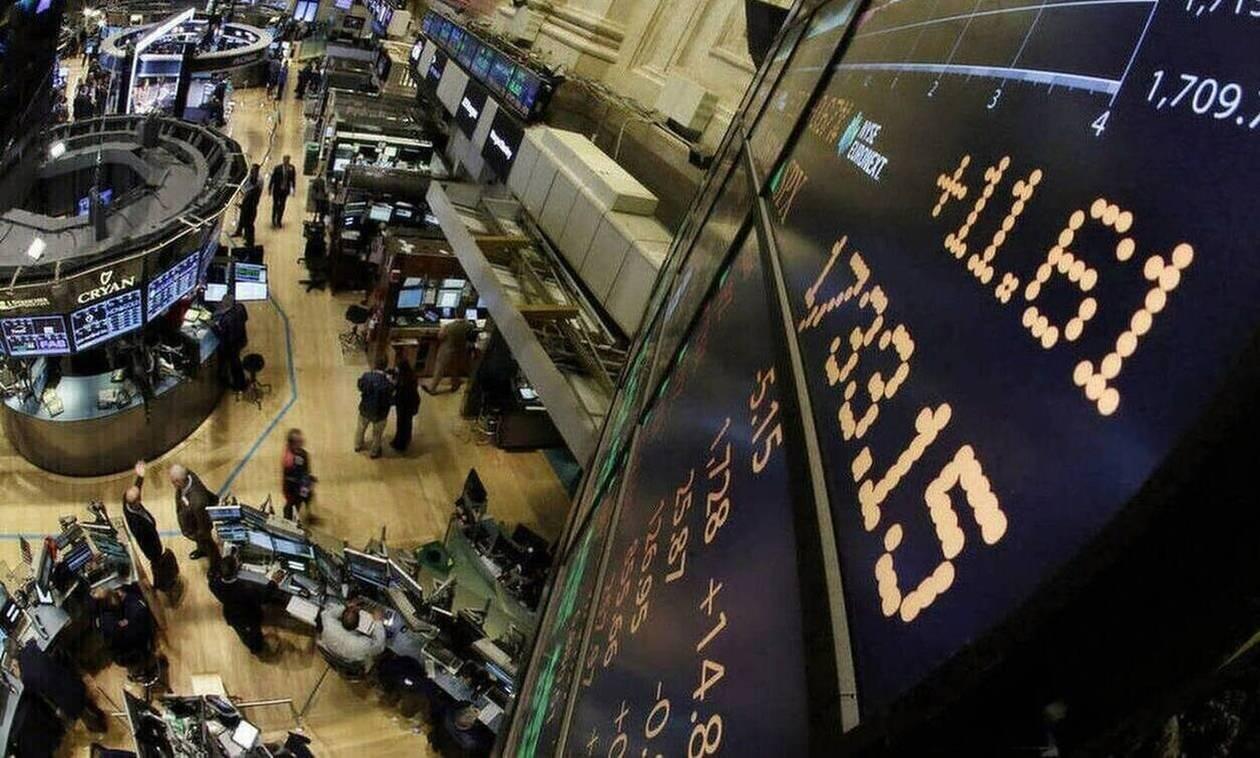 Άνοδος στη Wall Street με ρεκόρ στον S&P 500 - Υποχώρησε το πετρέλαιο
