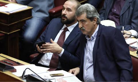 Βουλή - «Πόλεμος» στην προανακριτική: Θα βγάλουν έξω δια της βίας Τζανακόπουλο και Πολάκη;