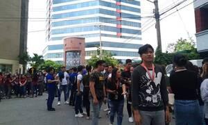 Σεισμός-«μαμούθ» 6,6 Ρίχτερ στις Φιλιππίνες: Κουνούσε για 1 λεπτό – Ένας μαθητής νεκρός