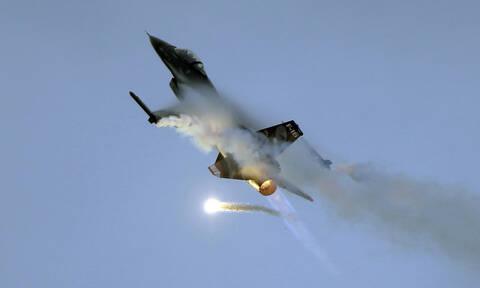 Τουρκικά F-16 πέταξαν πάνω από τους  Λειψούς