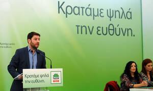 Ανδρουλάκης κατά Φώφης: Τα λάθη της μας οδήγησαν στο 8% - Κατήργησε τα όργανα