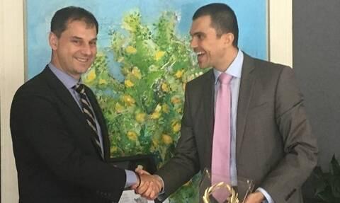 Θεοχάρης: Eνίσχυση των διμερών σχέσεων Ελλάδας- Κύπρου στον τομέα του τουρισμού
