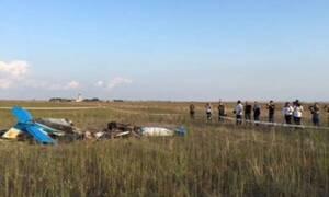 Ομάδα από την Τουρκία στα κατεχόμενα για τα αίτια της πτώσης του αεροσκάφους