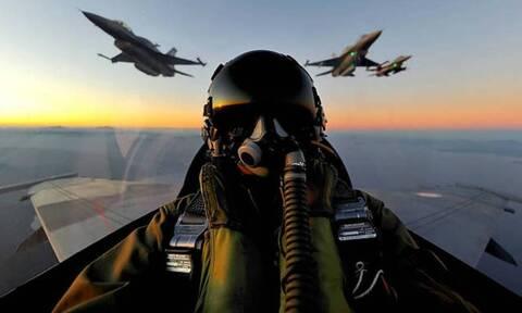 Βίντεο ντοκουμέντο: Η αναχαίτιση των τουρκικών F-16 από τα «γεράκια» της Πολεμικής Αεροπορίας