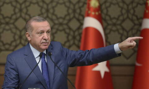 Ο Ερντογάν «κοιτάει» Ελλάδα και Κύπρο: Έχουμε δικαιώματα στην ανατολική Μεσόγειο