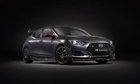 To Veloster της Hyundai γίνεται ακόμα πιο εντυπωσιακό