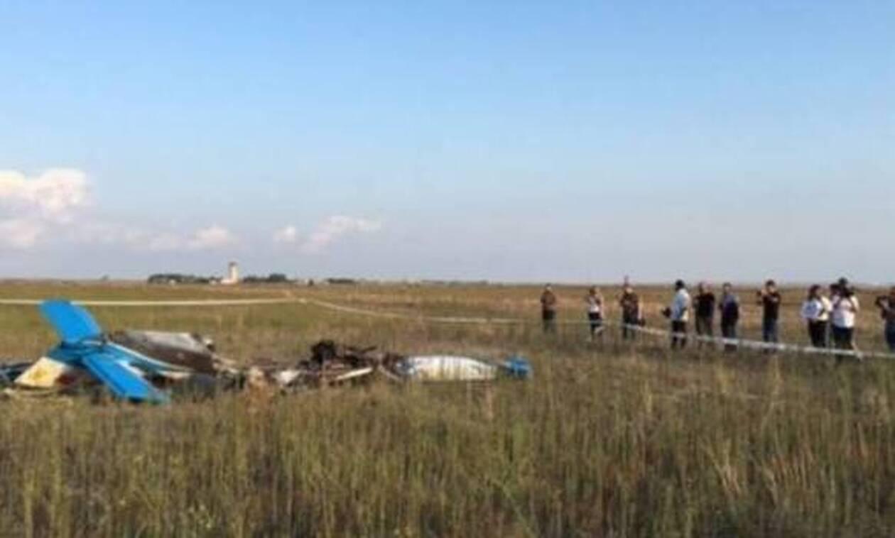 Στα κατεχόμενα ομάδα από την Τουρκία για τα αίτια της πτώσης του αεροσκάφους