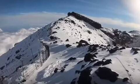 Τραγωδία: Ορειβάτης μετέδωσε live το θάνατό του (vid)
