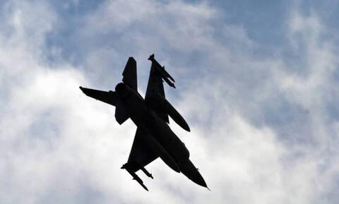 Εικονική αερομαχία και νέες παραβιάσεις από τουρκικά μαχητικά