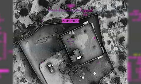Bίντεο - ντοκουμέντο από την επιχείρηση «εξουδετέρωσης» του αλ Μπαγκντάντι