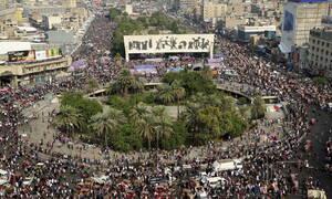 Ιράκ: Εβδομάδα χάους στη Βαγδάτη με 100 νεκρούς και 5.500 τραυματίες (pics+vids)