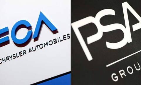 Οι PSA και FCA συνομιλούν για συγχώνευση